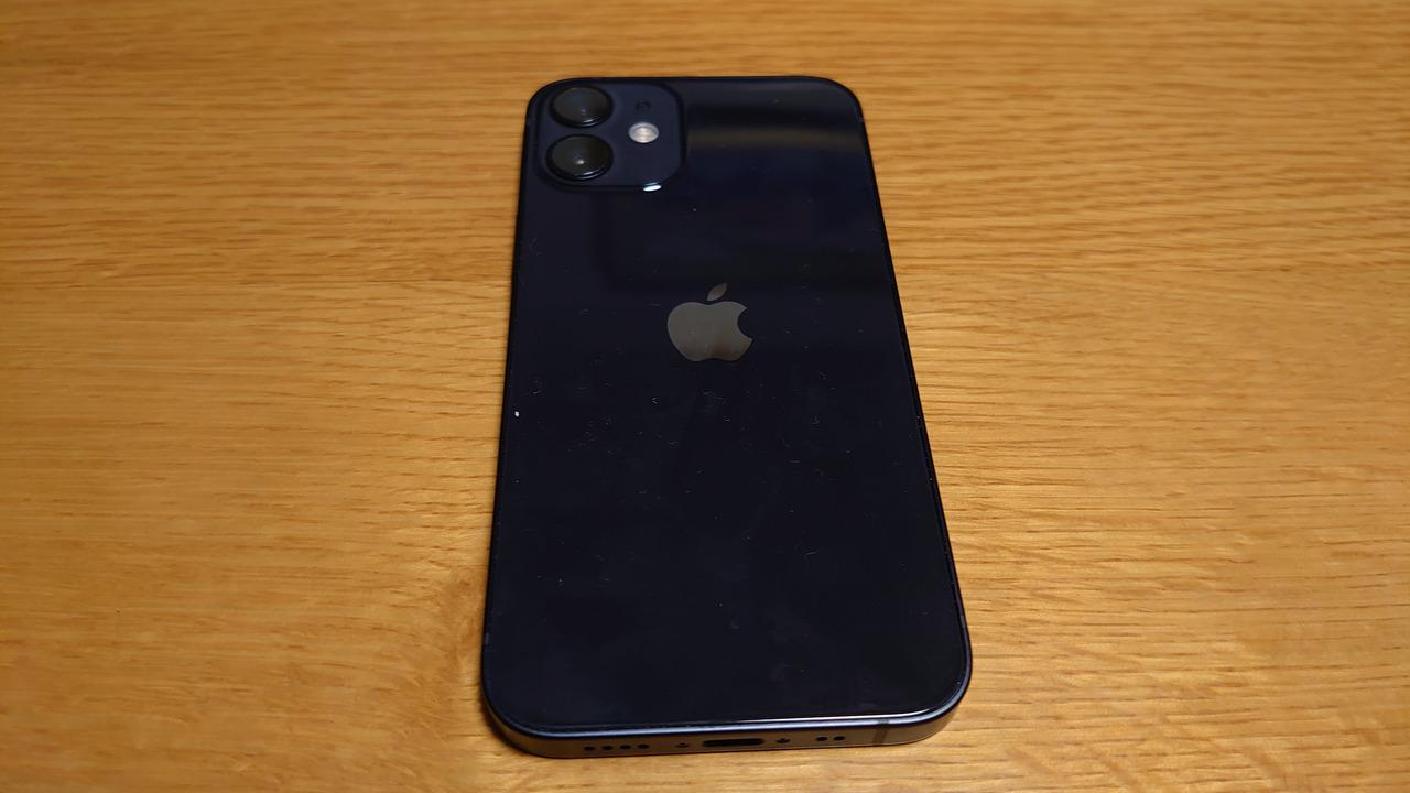 iPhone12 mini ブラック